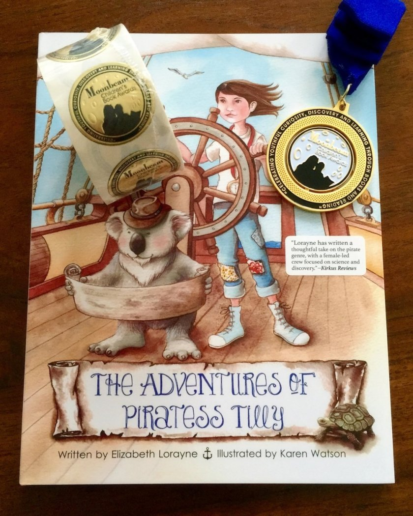 2015 Moonbeam Children's Book Awards